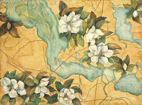 Pipelines and Magnolias by Kathryn Vermillion